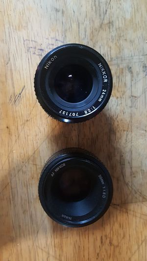 Nikon Camera lens for Sale in Brooklyn, NY