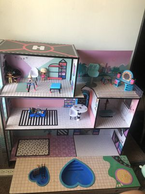 Lol doll house for Sale in Anaheim, CA