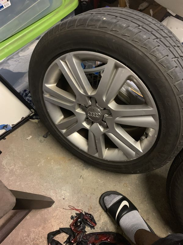 Audi Wheels/Rims