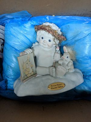 Dreamsicles collectible ceramic statues for Sale in Parkville, MO