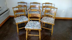 L. Hitchcock antique chairs for Sale in Littleton, CO