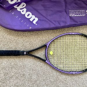 Wilson Tennis Racket And Bag for Sale in San Diego, CA