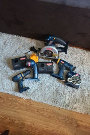 Ryobi Power tools sold together or separate for Sale in Portland, OR