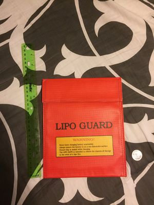 Fire Retardant Document Pouch for Sale in Seattle, WA