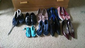 All 9 pair shoe for Sale in University Park, MD