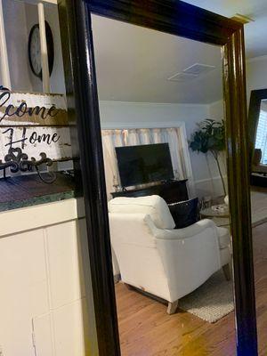 Black full body mirror for Sale in Riverside, CA