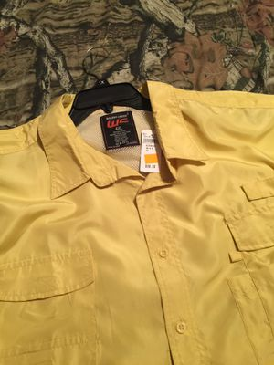 Mans 4X fishing shirt for Sale in Greensboro, NC