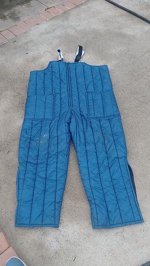 3XL freezer freezerwear refridgerwear freeze overalls work xxxl for Sale in Maywood, CA