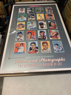 The legends of baseball 1933-1959 reprints of there rookie cards for Sale in Seattle, WA