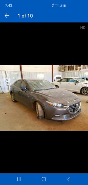 2017 MAZDA 3 (PARTS) for Sale in Tomball, TX