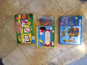 Kids games and puzzles for Sale in Dallas, TX