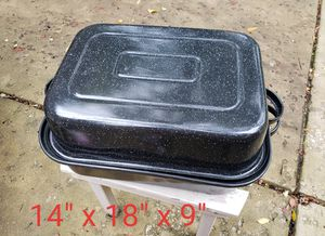 Large Roasting Pan for Sale in Bolingbrook, IL