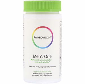 Rainbow light Men's One Multivitamin 90 Tablets for Sale in San Diego, CA