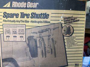 RhodeGear spare tire bike rack for Sale in Marietta, PA