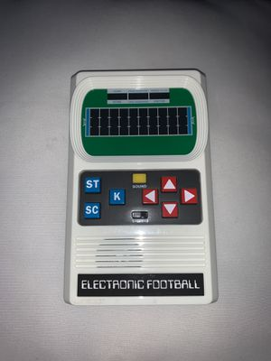 Electronic Football Game for Sale in Redlands, CA