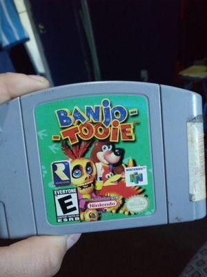 Banjo tooie for Sale in Hazard, CA