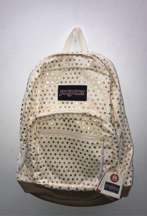 Metallic Polka Dot Jansport Right Pack Backpack for Sale in Land O Lakes, FL