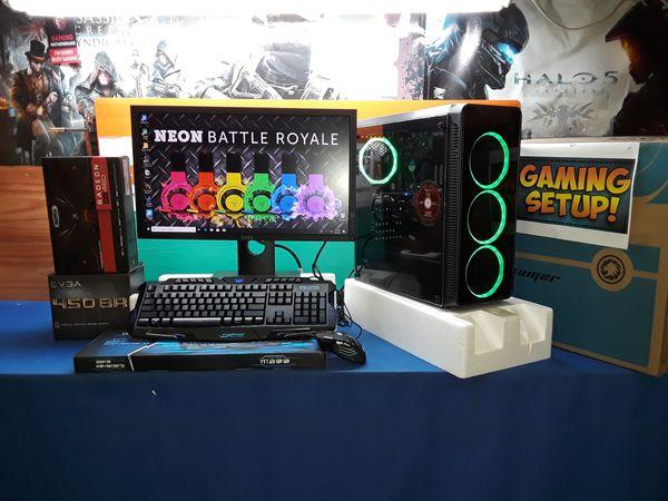 FORTNITE PC GAMER SETUP 1000GB HDD +WIFI +4GB GDDR5 GPU +WINDOWS 10 for  Sale in Kennedale, TX - OfferUp
