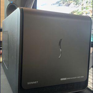 Sonnet Egfx Breakaway Box / Like New for Sale in Irvine, CA