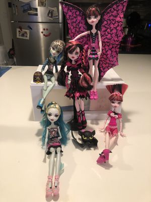 Monster High Dolls (Assorted) for Sale in Coral Gables, FL