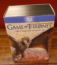 Game Of Thrones S1-6 Blu-Ray Box Set for Sale in Bellevue, TN