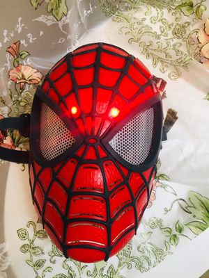 Spider-Man Mask With Sound Effects for Sale in San Diego, CA