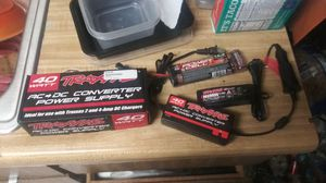 Traxxas nimh battery and charger for Sale in San Diego, CA