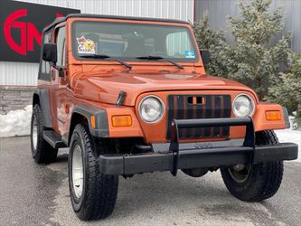 2001 Jeep Wrangler Tj for Sale in Schnecksville,  PA