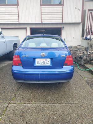 2001 Vok Jetta for Sale in Tacoma, WA