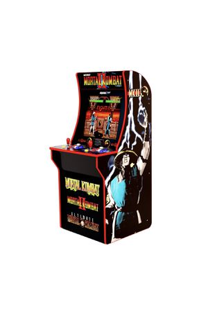 Game Room Arcade 4ft Tall Mortal Kombat Ultimate Edition - Arcade 1Up in Factory Box for Sale in Frisco, TX