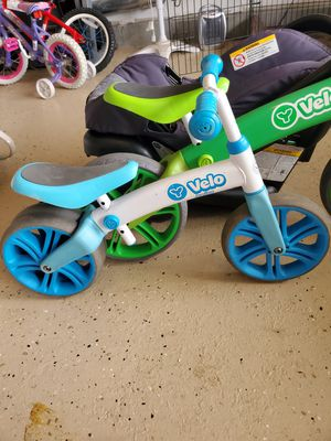 Kids trainer bikes for Sale in Virginia Beach, VA