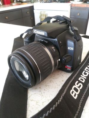 Canon EOS Rebel XTi for Sale in Grand Prairie, TX