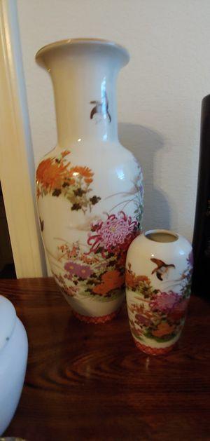 2 piece vase sat for Sale in Surprise, AZ