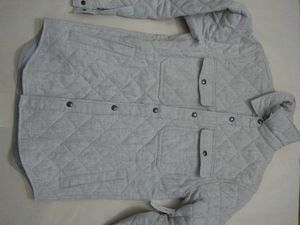 Brand new quilted full lined shirt jacket for Sale in Wheaton, MD