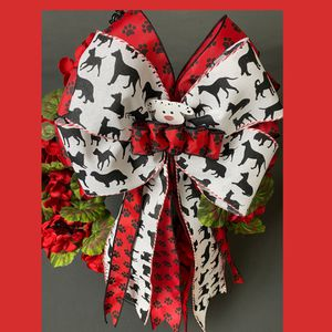 Paw Prints And Dogs Bow for Sale in Riverview, FL
