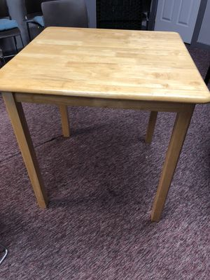 Table for Sale in Indiana, PA
