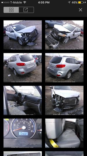 2009 Hyundai Santa Fe parting out!!! Parts only!!! for Sale in Phoenix, AZ