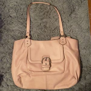 Pink Coach Purse for Sale in Pickerington, OH