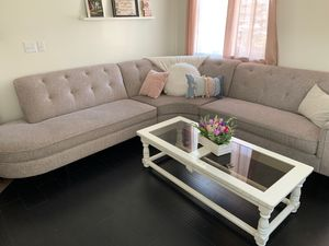 Couch sectional for sale. for Sale in Puyallup, WA