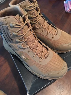New Women's Under Armour Work Boots 8.5 for Sale in Glen Burnie, MD