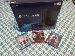 New PS4 Pro for Sale in Lake Wales, FL