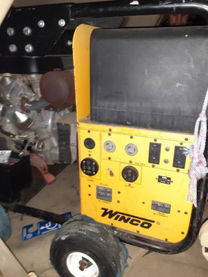 Winco 1800VE generator big dog for Sale in Oakland, CA