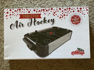 Air Hockey : Table top :New : $14 : OBO for Sale in Chandler, AZ