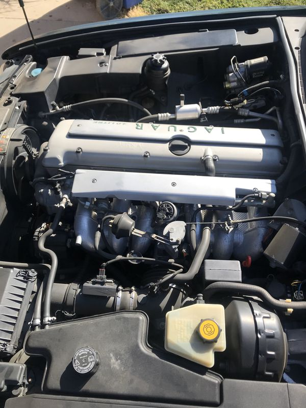 1996 XJ6 Vaden Plas Jaguar