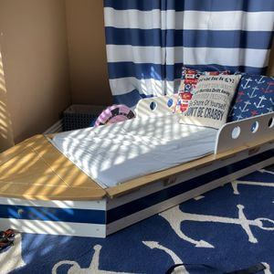 Boat Kids Bed for Sale in Chico, CA