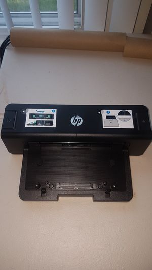 HP dock station for Sale in Prospect Heights, IL