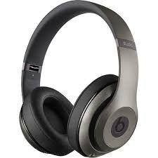 Beats Studio 2 Wired Headphones Titanium for Sale in Pflugerville, TX