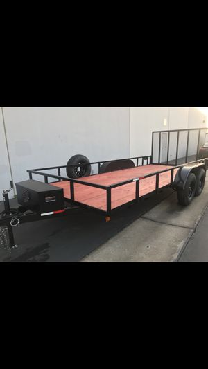 NEW 2018 6.5x16x1 UTILITY for Sale in Los Angeles, CA