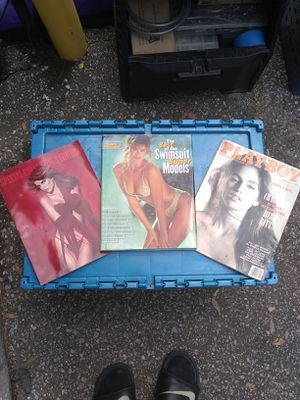 Sports illustrated and other choice reads for Sale in Milton, FL