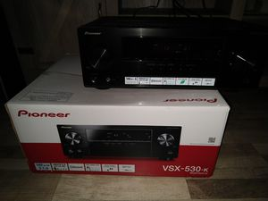 Pioneer vsx-530-k AV receiver for Sale in Westlake, OH